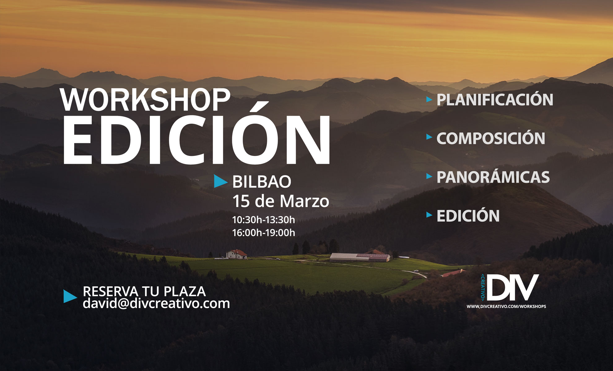 Workshops presenciales