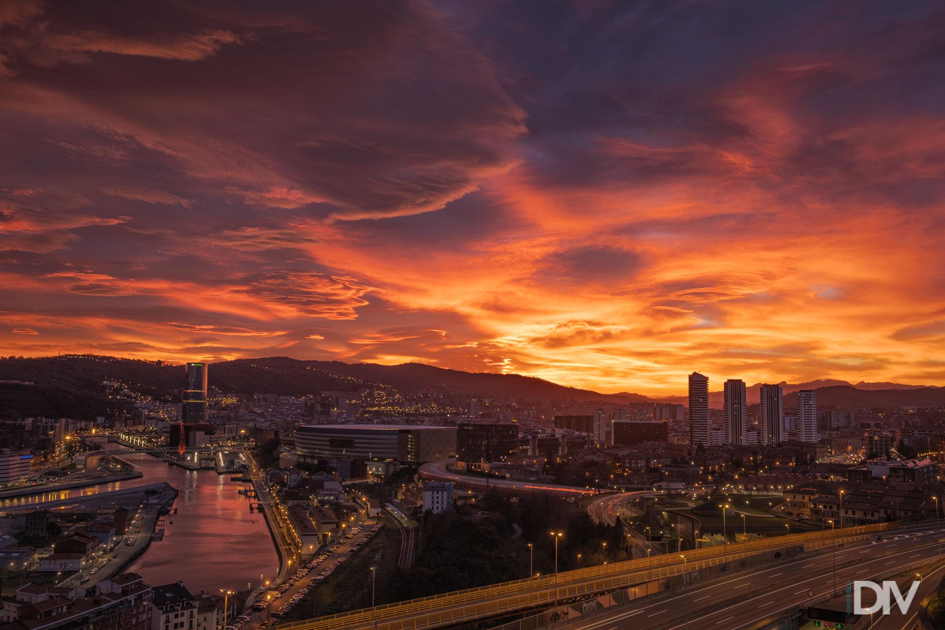 Colección Bilbao on Fire