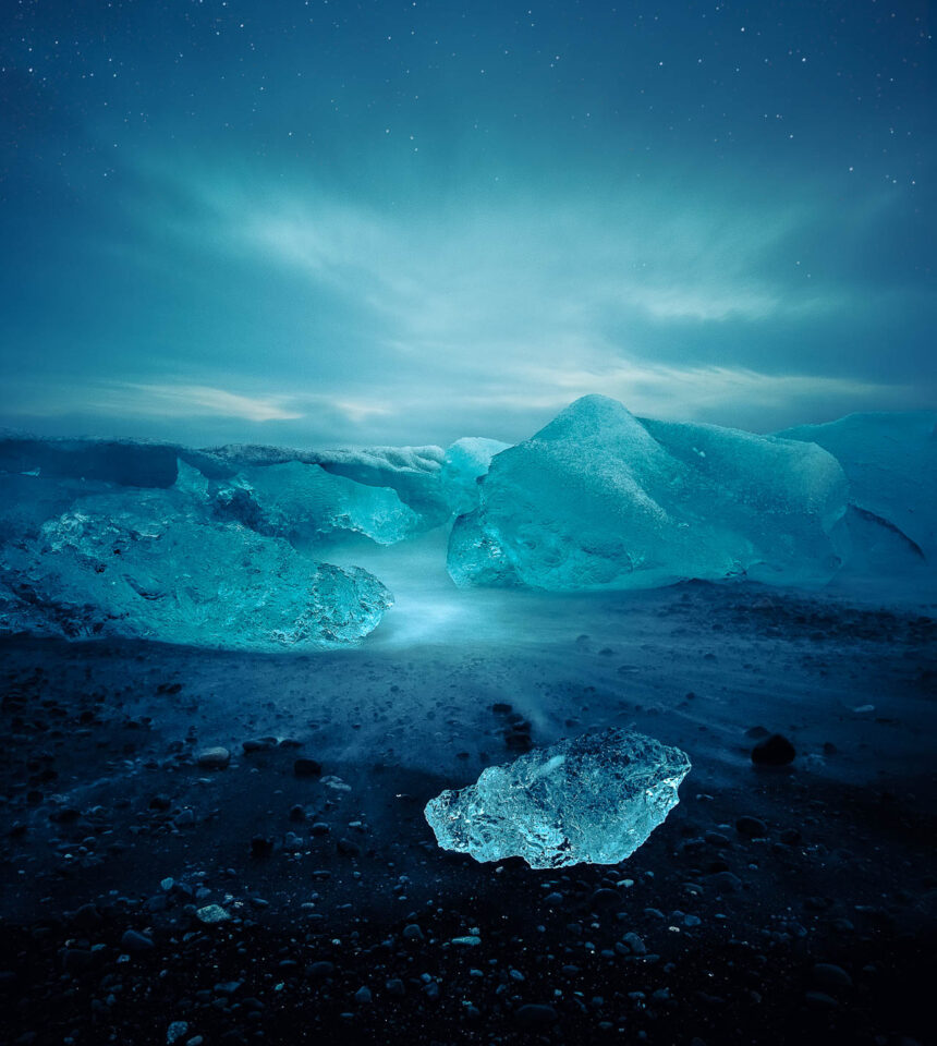 Diamond beach by DIVCreativo
